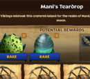 Mani's Teardrop (Alpha Shadow)
