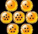 Esferas del Dragón de Estrellas Negras (GTR)