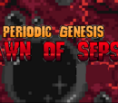 Periodic Genesis: Dawn of Sepsis