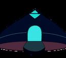 Nave de Água Marinha