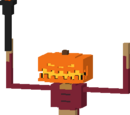 Pumpkin King Jack