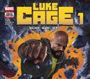 Luke Cage Vol 1 1
