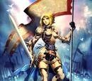 Glorious King of Knights,Arturia devine saver