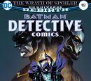 DETECTIVE COMICS 957