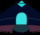 Корабль Аквамарин