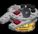 Millennium Falcon (Npgcole)