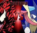 Carnage vs Greninja