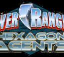 Power Rangers Hexagon Agents