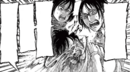 Hange and Mikasa pull Eren from his Titan.png