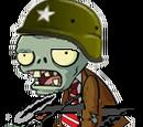 Anti-Fire Zombie