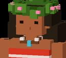 Grass Headdress Moana
