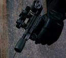 Grappling pistol