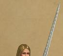 Crystalline Sword