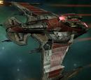 25th century Klingon starships