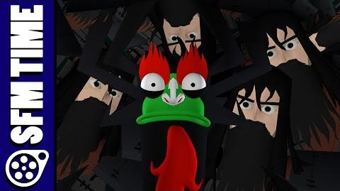 SFM Time - What Aku Does In His Free Time