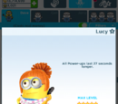 Lucy Minion Costume