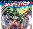 Justice League: Outbreak (Collected)
