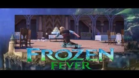 Frozen Fever - Un Día Perfecto Te Regalaré (Castilian Spanish Español Castellano)