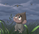 Бабуин-малыш