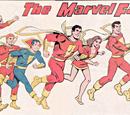 Família Marvel