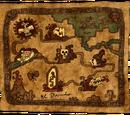 Map to El Dorado