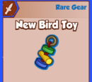 New Bird Toy