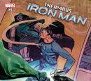 Infamous Iron Man Vol 1 8