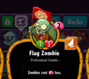 Flag Zombie (PvZH)