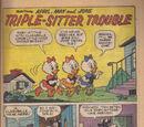 Triple-Sitter Trouble