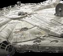 Hero Vehicles in Star Wars Battlefront II (DICE)