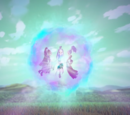 Aura of the Ultimate Power