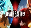 Goku vs The Flash