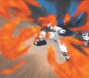 Liberação de Fogo: Técnica da Fênix Sábia de Fogo