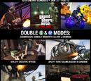 GTA Online Bonuses (January 2017)