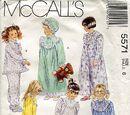 McCall's 5571 A