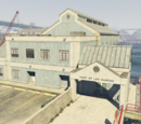 The Port Authority of Los Santos