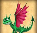 Gartendrache/Dragons-Aufstieg von Berk