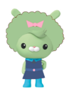 Rabbit Carrot Tools Girl Hairstyle Afro.png