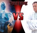 Doctor Manhattan vs. Q