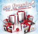 So Fresh Songs For Christmas 2008