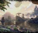 ESO Morrowind: Regionen