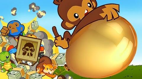 Golden Bloon (BTD5 Mobile)