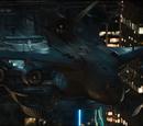 Stark Cargo Plane