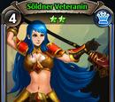 Söldner Veteranin