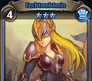 Fechtmeisterin