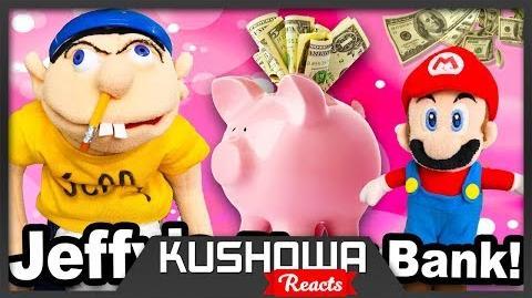 Kushowa Reacts to SML Movie: Jeffy's Piggy Bank!