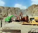 Oliver (excavator)/Gallery