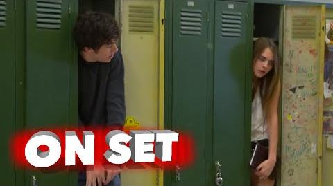 Paper Towns Full Behind the Scenes Movie Broll - Cara Delevingne, Nat Wolff, Austin Abrams