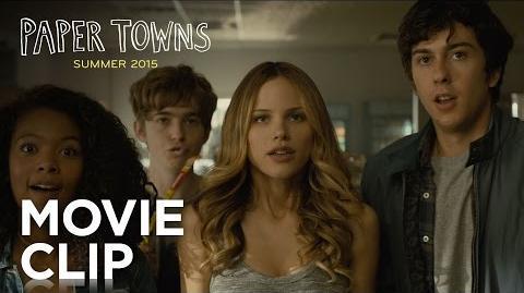 "Paper Towns ""Mini Mart"" Clip HD 20th Century FOX"