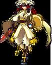 Tsubaki Yayoi (Continuum Shift, Character Select Artwork).png